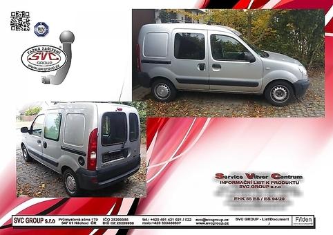 Nissan Kubistar All Road vč. Pampa a 4x4