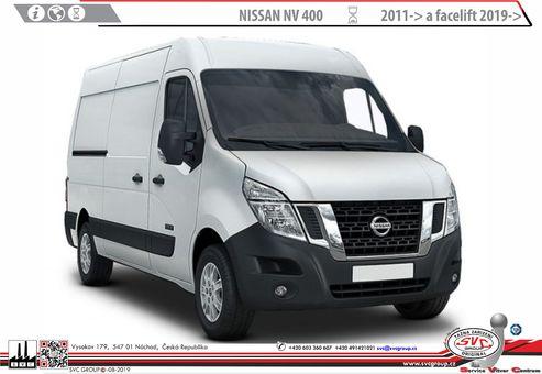 Nissan NV-400 Dodávka/Bus
