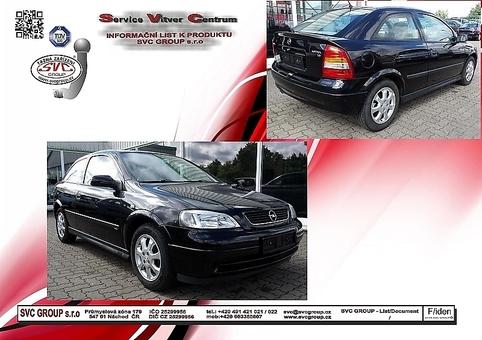 Opel Astra G - Hatchback