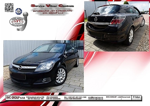 Opel Astra H - Hatchback