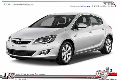 Opel Astra K - Hatchback