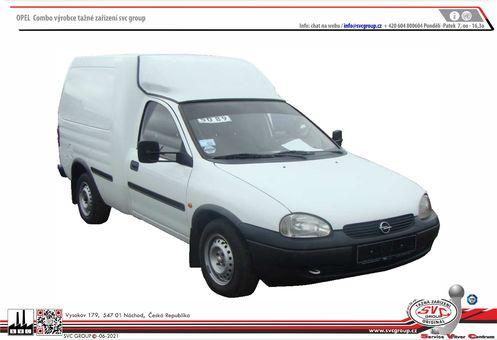 Opel Combo Standardní
