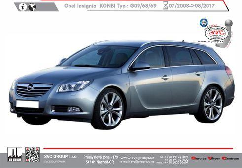 Opel Insignia Kombi (Tourer)
