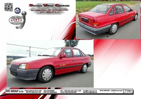 Opel Kadett Sedan