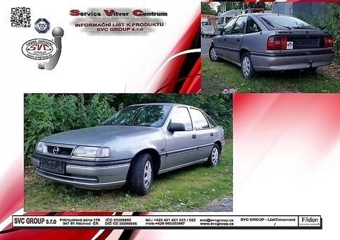 Opel Vectra A - Hatchback