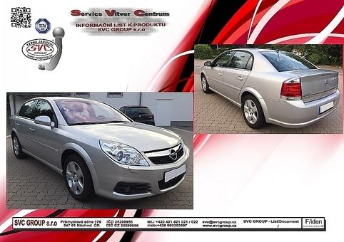 Opel Vectra C - Hatchback + Sedan