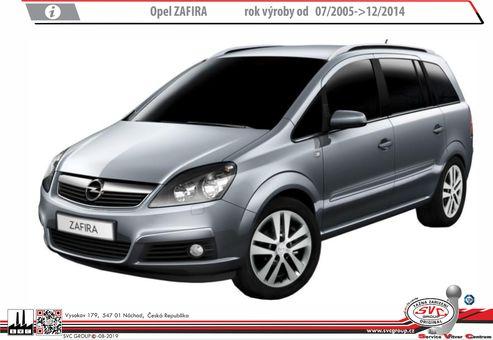 Opel Zafira / Tourer