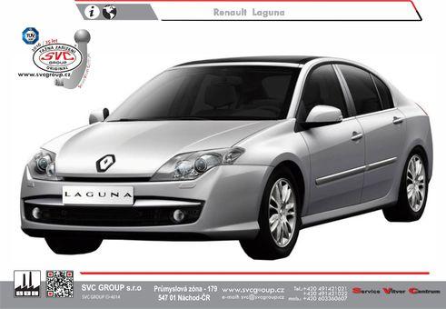 Renault Laguna Liftback