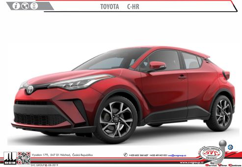 Toyota C-HR 10/2016->
