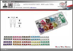 Pojistkový box MINI  Dodavatel SVC GROUP výrobce tažných zařízení