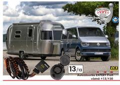 Speciální typová elektro přípojka pro tažné zařízení pro Caravany  Autorizovaný dovozce a prodejce pro Českou a Slovenskou Republiku. SVC GROUP s.r.o.