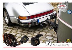 7 pinová originální elektoinstalace pro tažné zařízení. Autorizovaný dovozce a prodejce pro Českou a Slovenskou Republiku. SVC GROUP s.r.o.