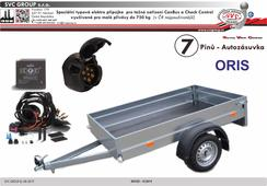 Speciální Can Bus pro tažné zařízení od SVC GROUP