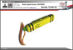 CANfinder je užitečný vám umožňuje najít a testovat elektrické signály a vodiče pez poškození izolace vodiče.  Naleznete s ní jak pulzní napájení a aktivní Can vysoké frekvence, tak nízké a to vše v jednom