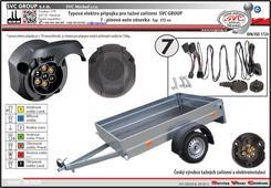 7 typová elektro instalace od výrobce SVC GROUP