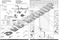 Typový list elektropřípojky pro tažné zařízení