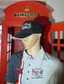 Baseballová kšiltovka černá výrobce tažného zařízení