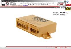 modul pro elektro instalace ECS  Originální přípojky pro auta 5F010 výrobce tažných zařízení SVC GROUP