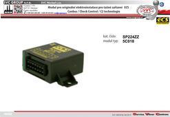 modul pro elektro ECS Originální přípojky pro auta 5C018 výrobce tažných zařízení SVC GROUP