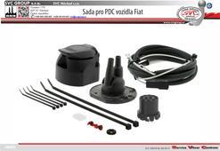 elektro přípojka pro tažné zařízení  od  Českého dodavatele SVC GROUP