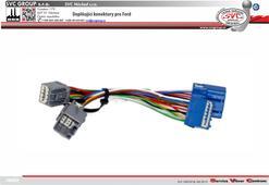 Doplňující konektory pro elektro přípojky Ford FR023ZZ