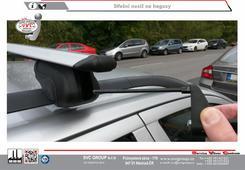 montáž střešního nosiče na hagusy   Český výrobce tažných zařízení SVC GROUP