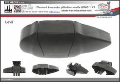 Náhradní plast do střešního nosiče kat. číslo SVC-CFRB008    Výrobce tažných zařízení SVC GROUP