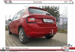 tažný zařízení Škoda Fabia 2020