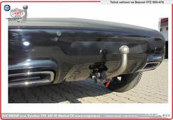 tažné zařízení Citroen C5 Aircross  bajonet