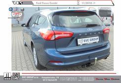 Ford Focus tažné zařízení bajonet  výrobce svc group