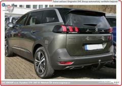 Peugeot 5008 tažný Vertikální bajonet  rok výroby 03/ 2017 - Český výrobce tažných zařízení SVC GROUP
