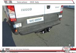 Tažné zařízení Iveco Daily do 3,5 tuny