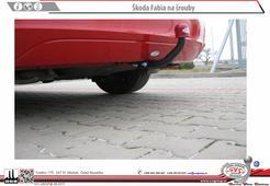 Škoda Fábie Praktik tažné