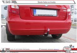 Škoda Fabia Kombi na dva šrouby