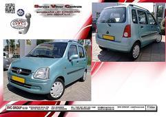 LevnýtažnýzařízeníOpelAgila20022008 OpelAgila Provedení:2šrouby Rokvýroby:10/2002-03/2008
