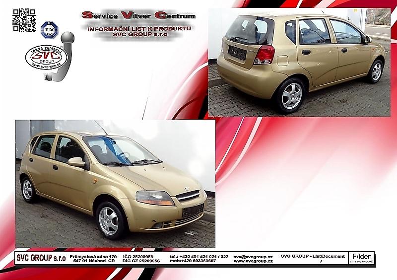 Daewoo Kalos Hatchback