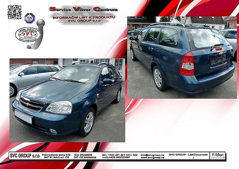 Chevrolet Lacetti Combi
