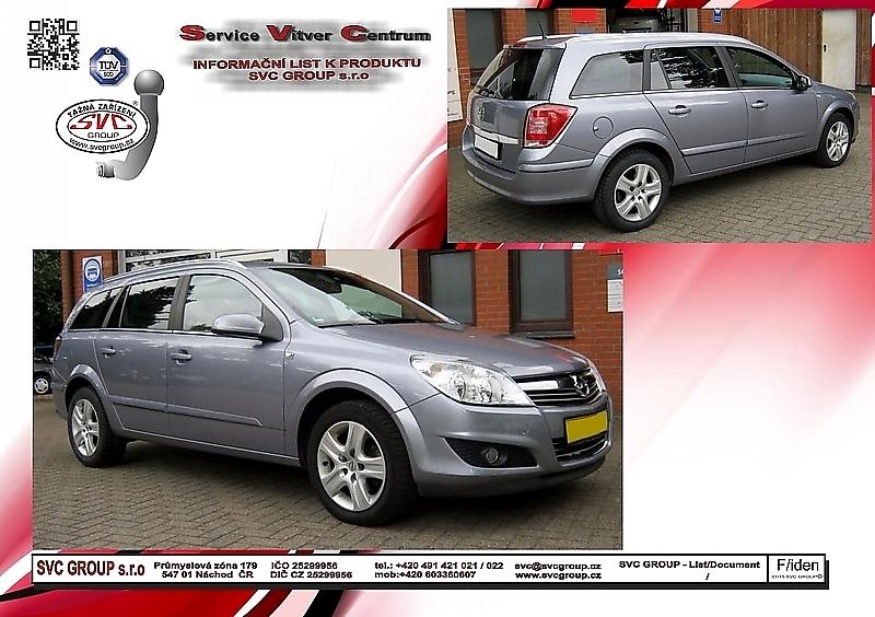 Opel Astra H - Kombi