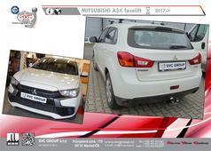 Mitsubishi ASX facelift od roku 2017