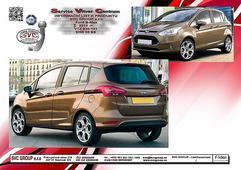 FordB-Maxšroubtažnézařízení2012- FordBMax Provedení:2šrouby Rokvýroby:08/2012-