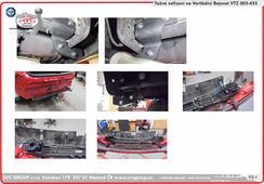 Hyundai I 30 Fastback tažný zařízení podpora a odborná montáž