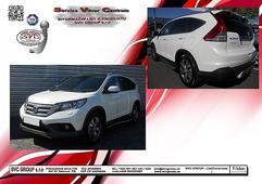 LevnýtažnýzařízeníHondaCRV2012SVCGroup HondaCR-V Provedení:Bajonet Rokvýroby:01/2012-