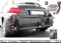 Levné tažné zařízení Toyota Auris E15 10/2006 9/2012