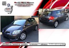 ToyotaAuris20062012levnétažnézařízeníSVCGroup ToyotaAurisHB Provedení:Bajonet Rokvýroby:10/2006-09/2012