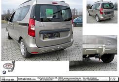 Tažné Zařízení bajonet Dacia Dokker od SVC Group