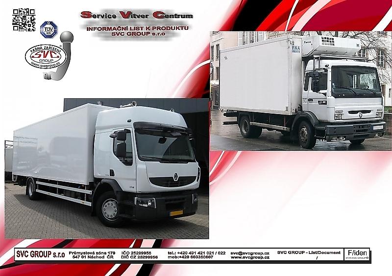 Renault Midlinder + Premium