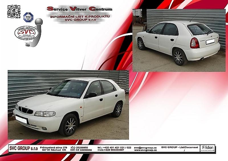 Daewoo Nubira Hatchback