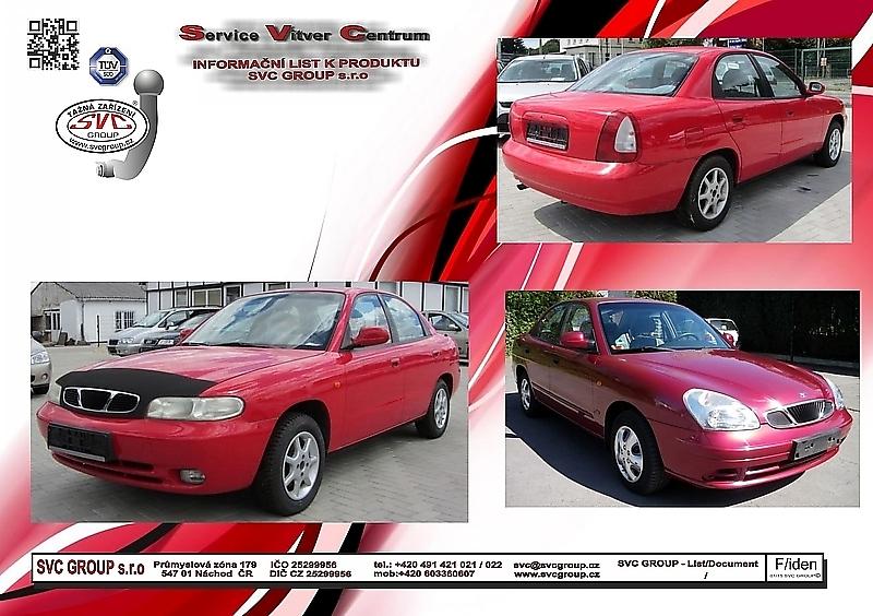 Daewoo Nubira Sedan