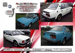 Škoda100+105+110+120tažnézařízení Škoda100/110/105/120 Provedení:2šrouby Rokvýroby:1983-