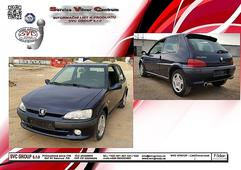 Peugeot10619962004tažnázařízeníSVCGrouplevně Peugeot106 Provedení:Bajonet Rokvýroby:05/1996-2004